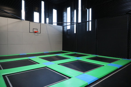 sojump trampoline park lille lesquin. Black Bedroom Furniture Sets. Home Design Ideas